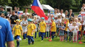 Vorfreude auf die EM: Die Glehner Grundschüler hoffen auf ein großes Fußballfest